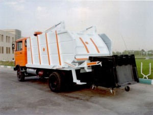 Garbage Transfer Vehicles